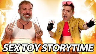 SEX TOY HORROR STORIES