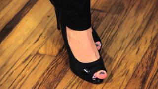 What Are Peep Toes? : Style Solutions