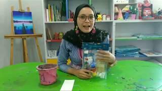 Paket Kreativitas dari Eko Nugroho Art Class – Popsicle Kit