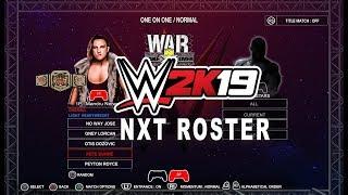 wwe 2k19 roster predictions - मुफ्त ऑनलाइन