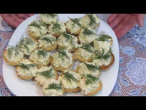Салат из мяса криля
