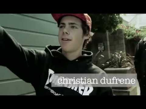 Re-edit of Christian Dufrene on the Best Foot Forward Trip.