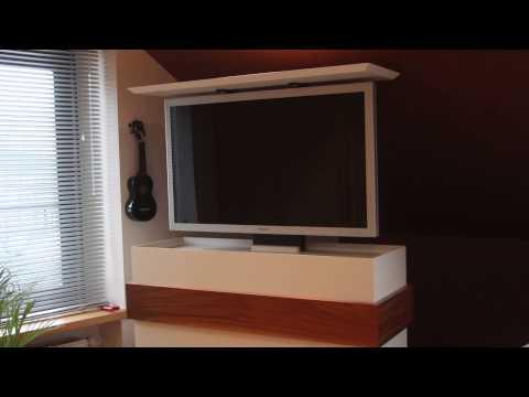 """EINZELSTÜCK TV-/HiFi-Schrank für 42"""" Fernseher"""
