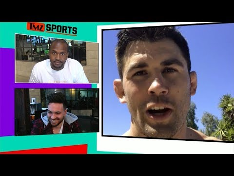 UFC's Dominick Cruz: I Could Whoop Floyd with 1 Arm If He's Training Just 6-8 Months | TMZ Sports