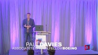 Paul Davies (Boeing): The Boeing Augmented Reality Kit (BARK) in Airplane Manufacturing