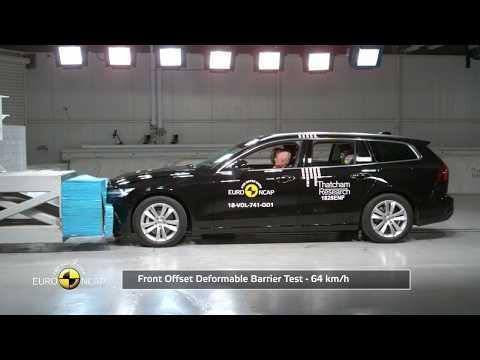 NCAP: Volvo S60
