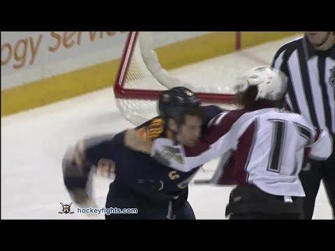 Mike Weber vs. Steve Downie