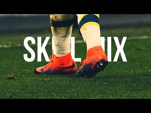 Crazy Football Skills 2017 - Skill Mix #2 | HD