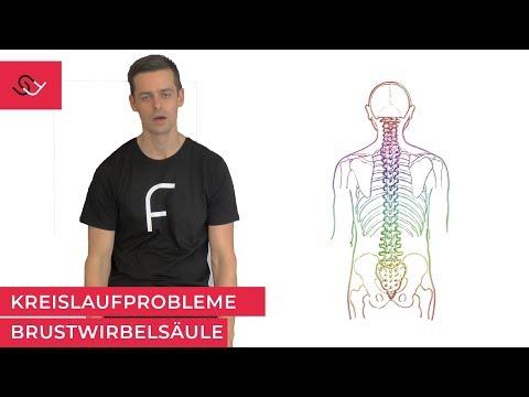 Schmerzen auf der linken Seite des unteren Rückens