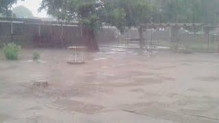 Its Raining In Harare Zimbabwe