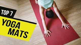 Best Yoga Mats of 2020 [Top 7 Picks]