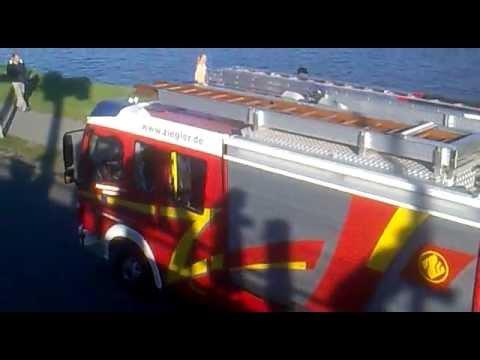 Technische Hilfeleistung Bootseinsatz 10.10.2010