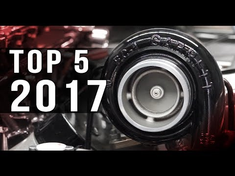 Top 5 Best Dyno Power Runs Of 2017 | FullBOOST