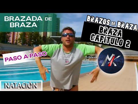 APRENDER A NADAR 1x10 (2/2): Brazada de Braza