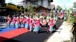 preview picture of video 'Tari Kolosal Paraje' - Segentar Alam (Part 2)'