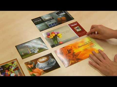 Online-Druckerei flyerpilot.de-Postkarten