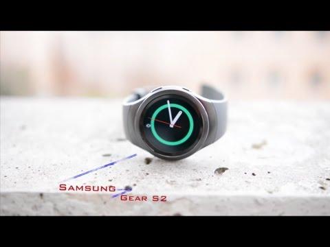 Samsung Gear S2 Review Deutsch