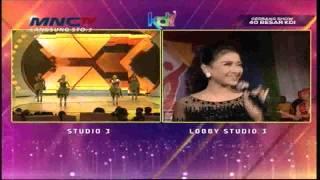 "Uut Permatasari - Fire Dance "" Pacar Lima Langkah "" Gerbang Show 2015 (22/4)"