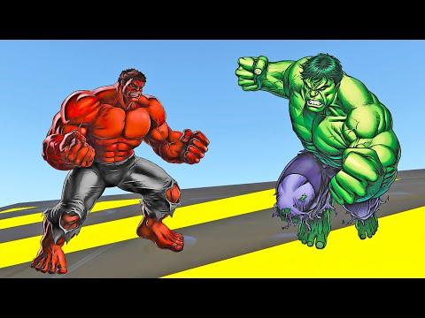 Download Incredible Hulk Red Hulk Pc Mod Video 3GP Mp4 FLV HD Mp3