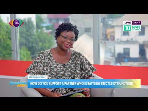 How do you support a partner who is battling erectile dysfunction? | Breakfast Daily