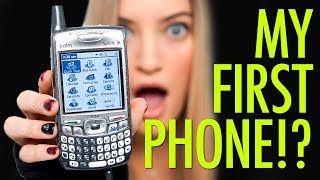 📱 MY FIRST CELL PHONE!!!!