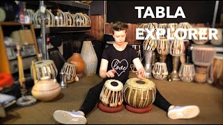 Best sitting position for Tabla
