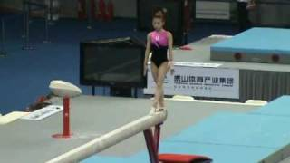 He Kexin BB @ 2009 Nationals TF