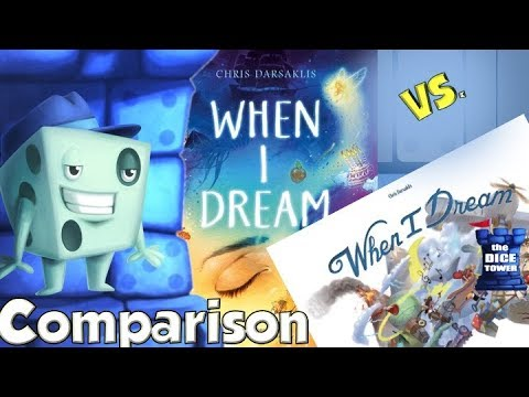 When I Dream Comparison - with Tom Vasel