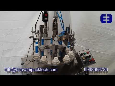 R & D Tube Sealing Machine