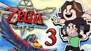 Skyward Sword: Ol' Ladies Blockin' the Road - PART 3 - Game Grumps