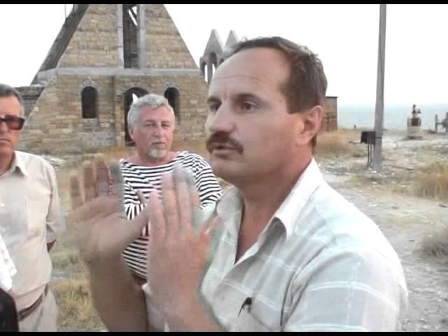 Борьба за памятники Ленина в Оленевке 2006
