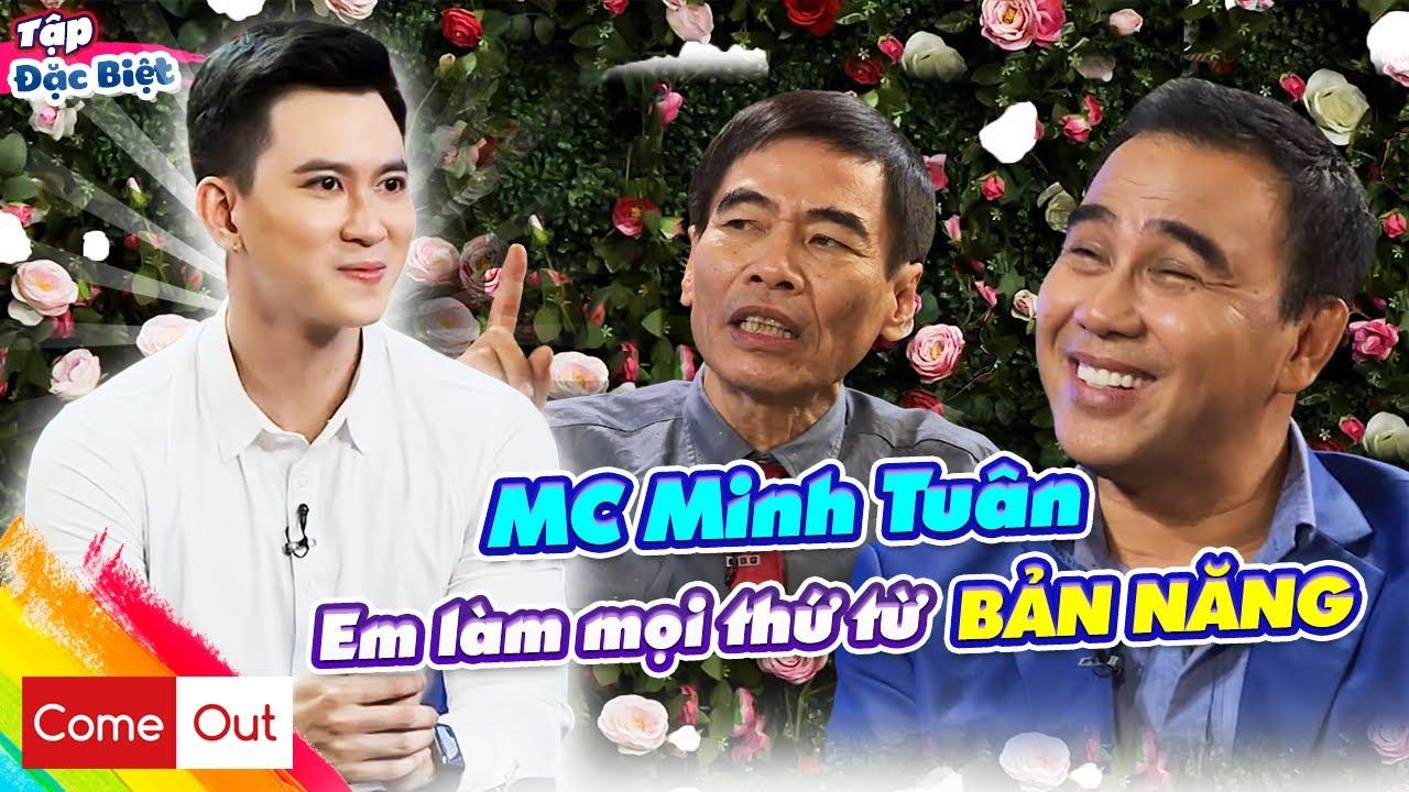 Come out - BRAS Đặc Biệt #95 IMinh Tuân - tiết lộ 'BẢN NĂNG' để trở thành MC VÀNG của cộng đồng LGBT