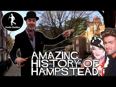 Hampstead and its amazing history