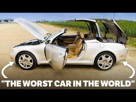 """Here's Why The Lexus SC430 Is NOT """"The Worst Car In The World"""""""