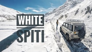 Spiti Valley | Winter Adventure | Travel Film