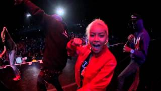 Chris Brown ft Tyga - Holla at me (LIVE SHOW) [HD 720P]