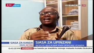 Siasa za Upinzani: Mchakato wa kushinikiza afisi ya kiongozi rasmi wa upinzani kubuniwa | Siasa za K