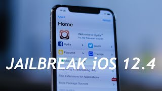 jailbreak ios 12 4 iphone xs max no computer - Thủ thuật máy