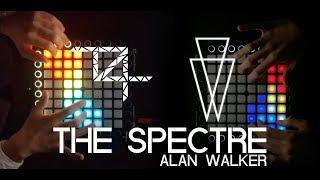 Alan Walker - The Spectre | Launchpad Pro Collab w T4sh + Project File