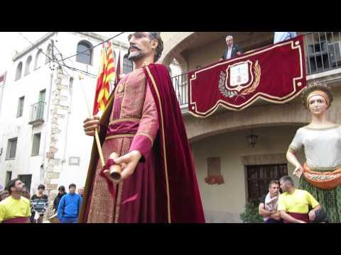 1 Ball del Rei Alfons I de Vilallonga del Camp