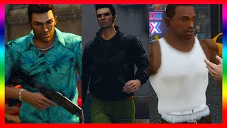 HOW ROCKSTAR RUINED THE GTA SERIES! - Why Tommy & CJ Aren't In GTA 5!