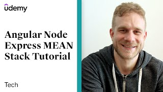 Angular Node Express MongoDB MEAN Tutorial for Beginners | Maximilian Schwarzmüller [Udemy]