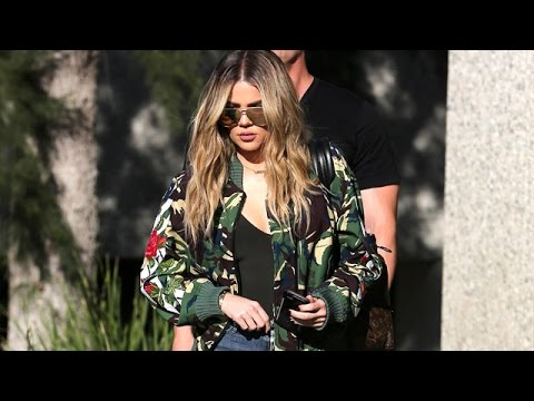 Khloe Kardashian Is Asked About Kris Jenner's Dramatic Breakup With Corey Gamble
