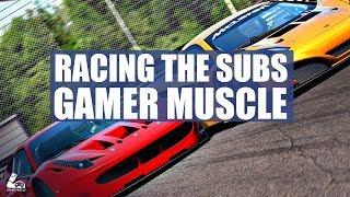 RACING THE SUBS - ASSETTO CORSA - IRACING - R3E