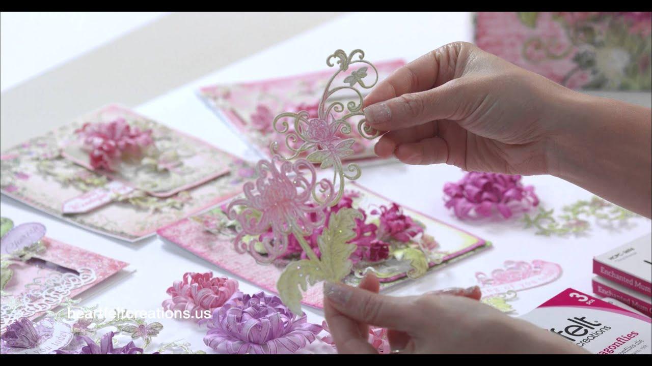 Video Tutorials Heartfelt Creations