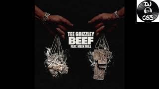 Tee Grizzley   Beef Feat. Meek Mill [Clean]