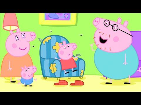Peppa Pig en Español Episodios completos | ¡La venta en el mercado! | Pepa la cerdita