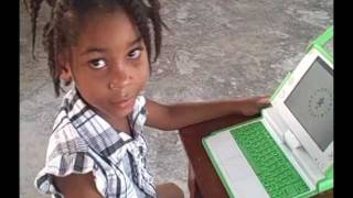 preview picture of video 'World's largest school solar laptop-charging OLPC deployment: Lascahobas Haiti'