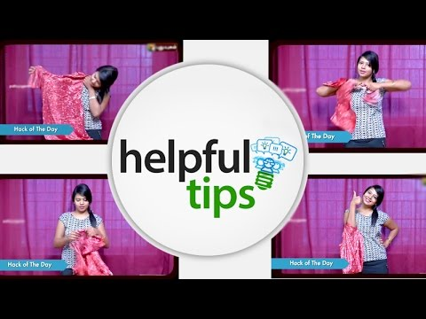 Simple-Way-to-Make-Shopping-Bag-Hack-of-The-Day-Puthuyugam-TV