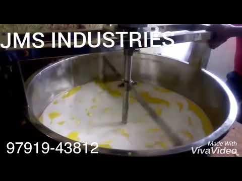 Ghee Making Machine